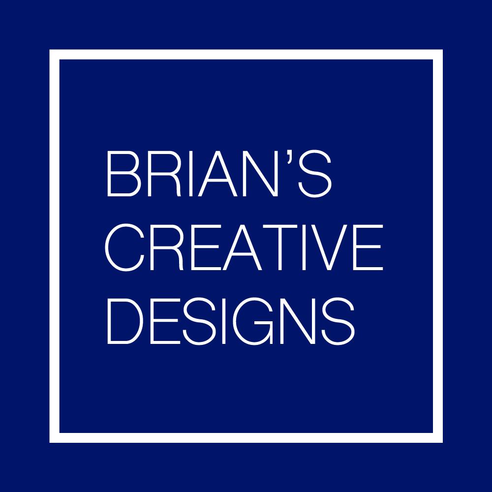 Brian's creative designs
